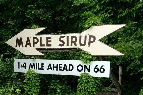 Maple Sirup - Funks Grove, Illinois | by RoadTripMemories