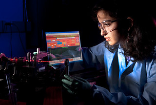 March 1, 2015 LANL biomedical scientist Harshini Mukundan.  LANL biomedical scientist Harshini Mukundan
