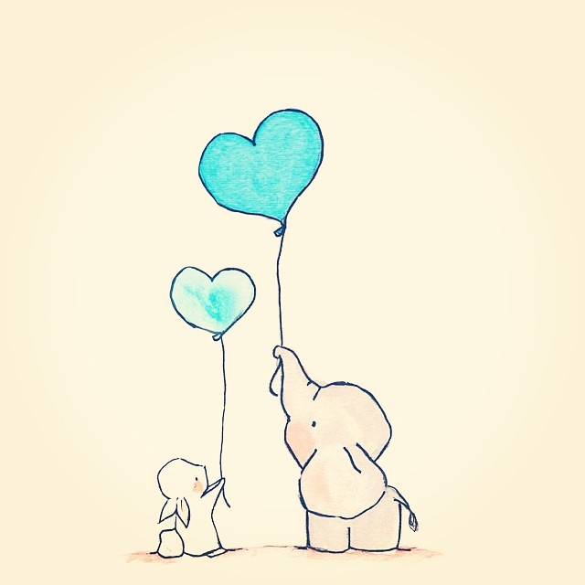 balloon drawing tumblr - photo #29