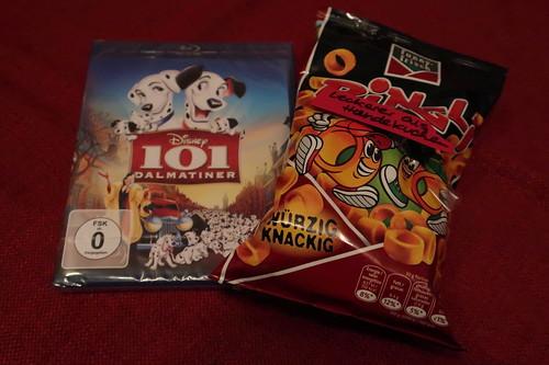 """RiNGLi (von funny-frisch) zum Walt Disney Klassiker """"101 Dalmatiner"""""""