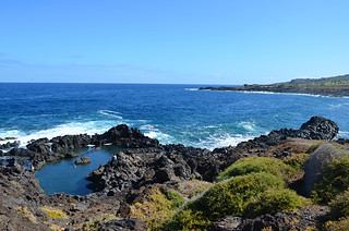 Rock pools, Buenavista del Norte, Tenerife | by Snapjacs