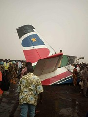 south sudan plane crash1