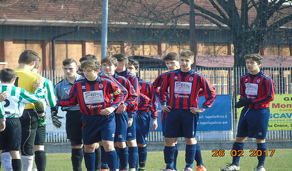 Giovanissimi Regionali, Montorio - Virtus termina 2-2