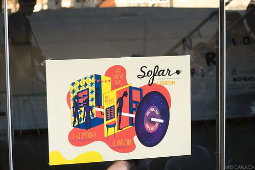 Sofar Sounds Lisbon (08/04/2017) @ Beta-i