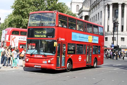 Arriva London South VLA47 LJ53BAO