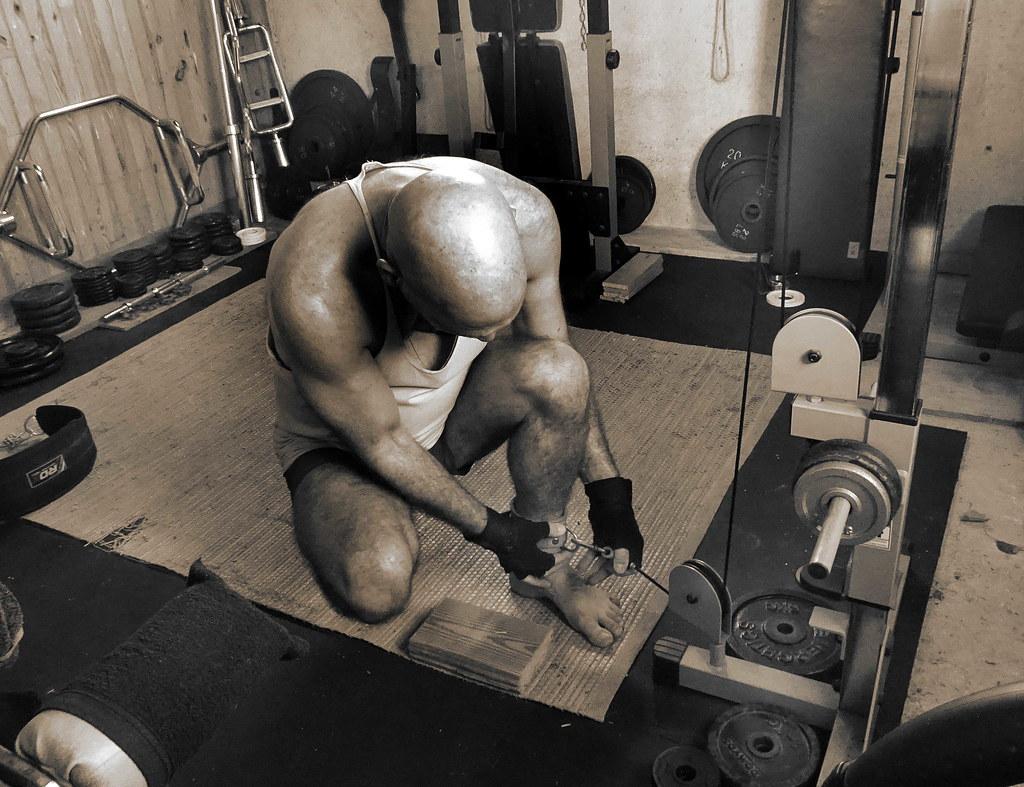 Hook up gym