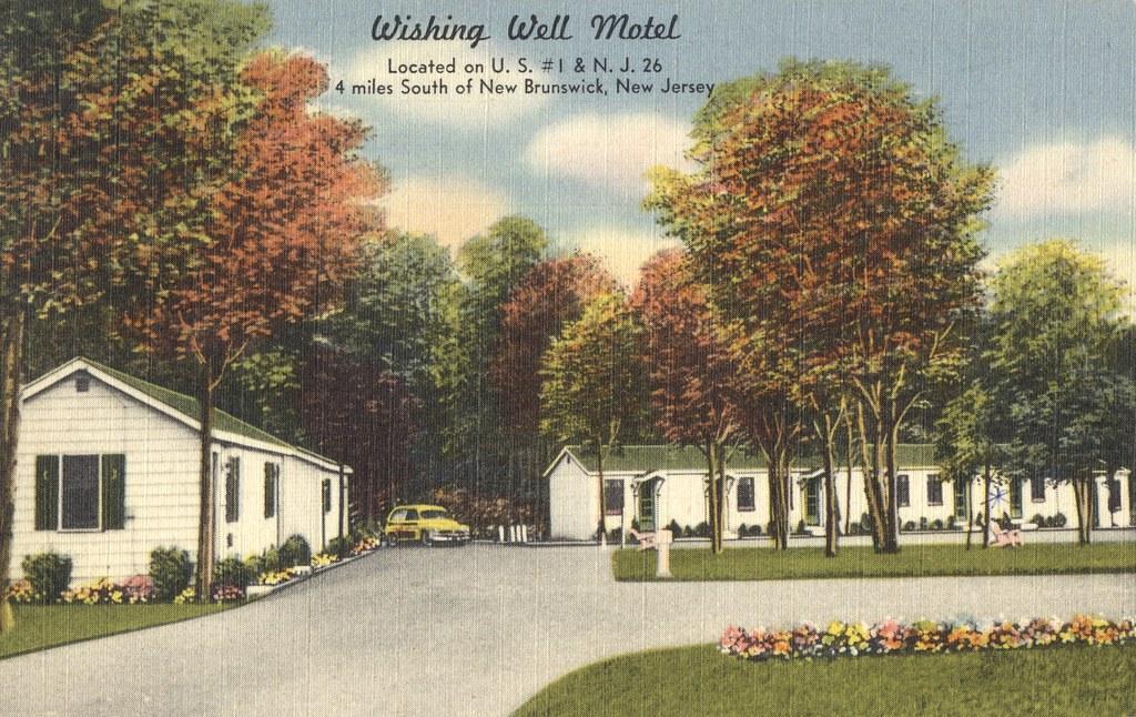 Wishing Well Motel - New Brunswick, New Jersey