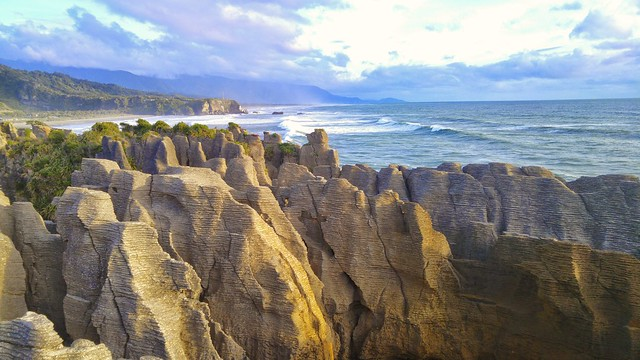 Punakaiki - Pancake Rocks - Paparoa National Park