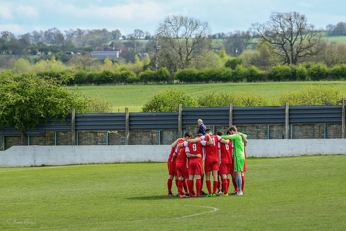 West Auckland Town FC 1 v 2 Shildon AFC ENL1 22nd Apr 2017