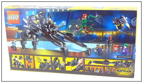 The LEGO Batman Movie 70908 The Scuttler box02