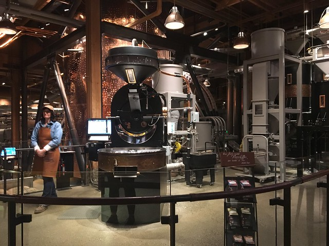 Starbucks Roastery