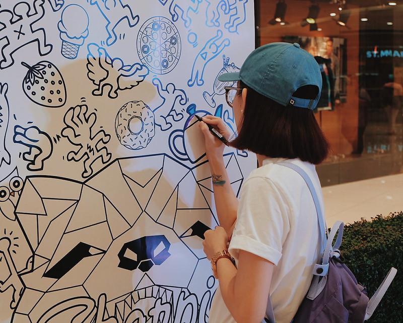 SM Stationery Art Fest 2017