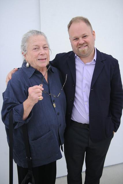 Lynne Golob Gelfman & Tobias Ostrander