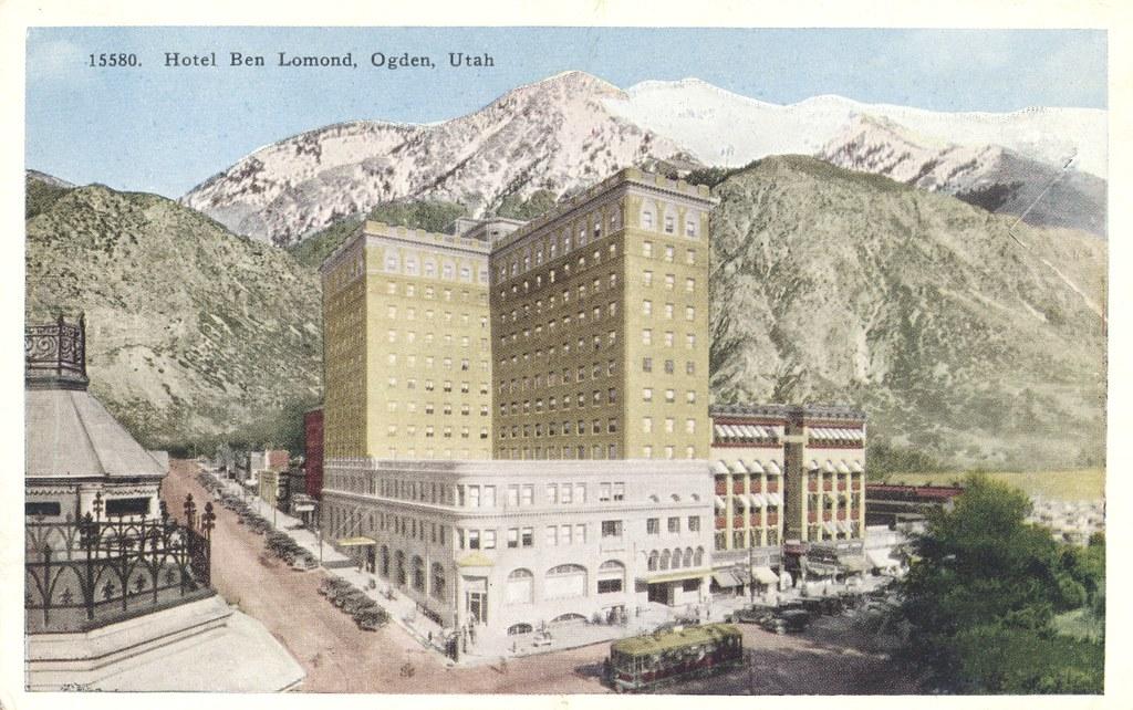 Hotel Ben Lomond - Ogden, Utah