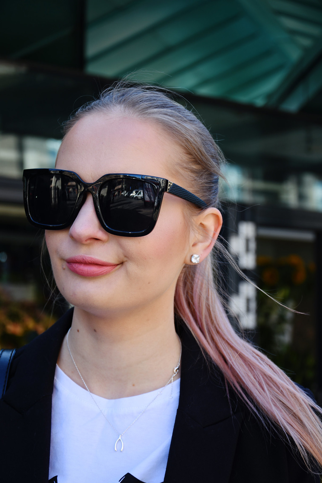 Celine style sunglasses for less