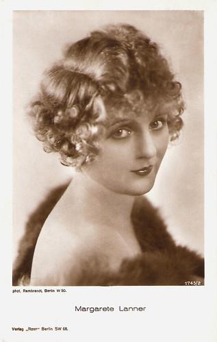 Margarete Lanner