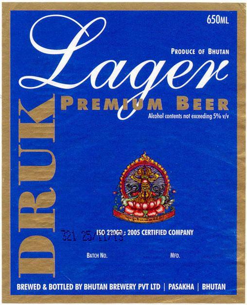 Druk Lager Premium Beer Thanks Marian Ifttt1jq6sxs