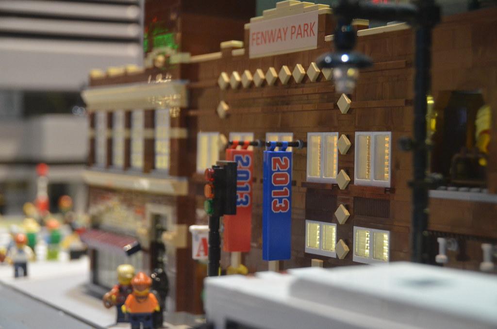Legoland Somerville (Boston), preview weekend: Fenway Park… | Flickr