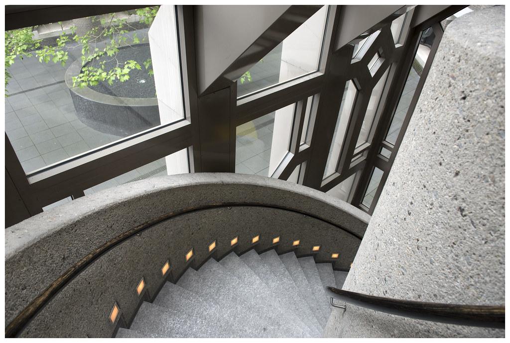 140521 trap entreehal bz 3659 foto: aad meijer ministerie van