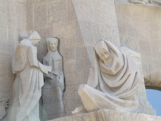 Detail on Sagrada Familia | by sigg3.net