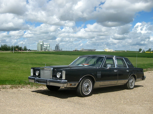 1980 lincoln continental mark vi lincoln continental. Black Bedroom Furniture Sets. Home Design Ideas