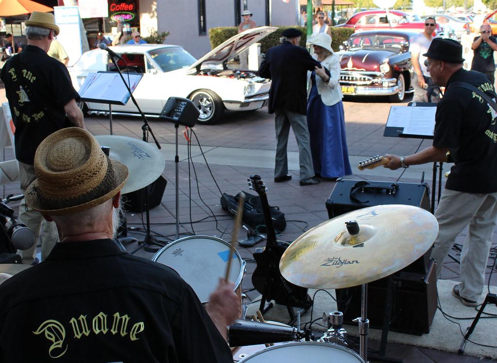 Downtown Garden Grove Car Show