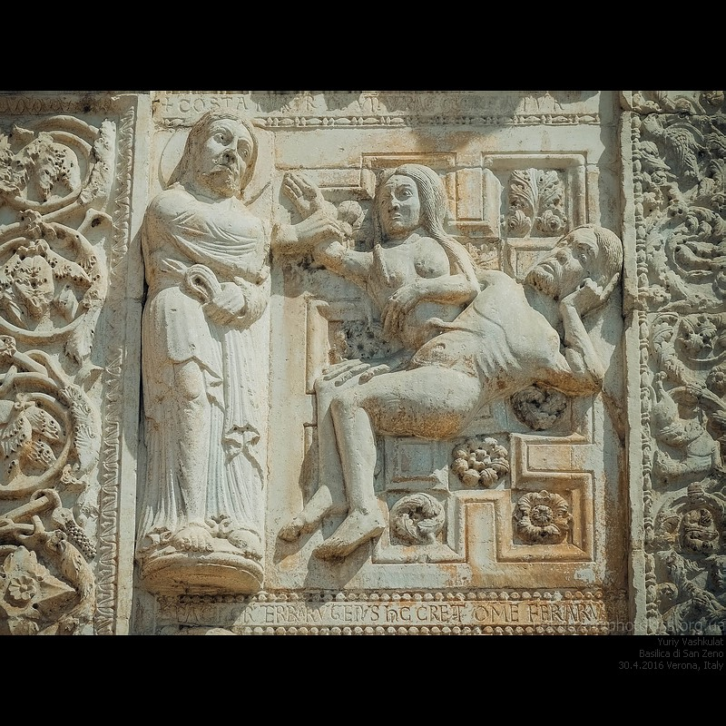 Basilica San Zeno, Verona
