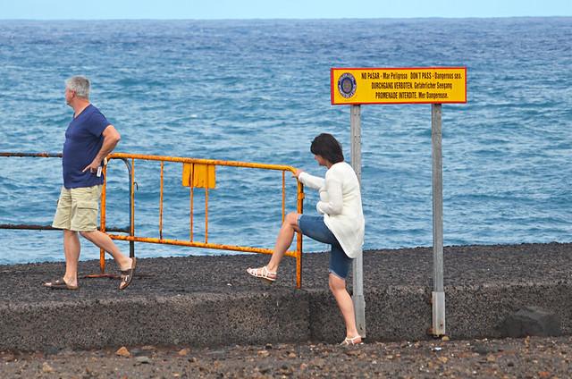 Don't Pass, Puerto de la Cruz, Tenerife