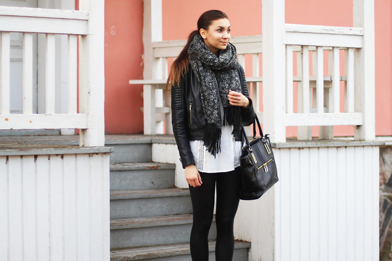 black white outfit blog 3