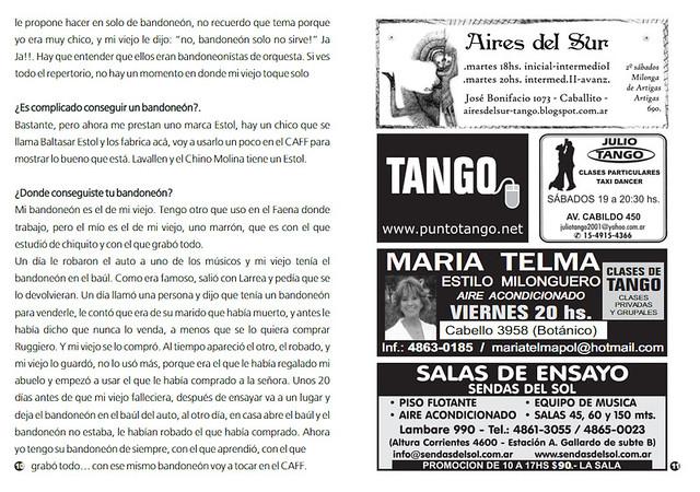 Revista Punto Tango 125 de Marzo 2017 - 06