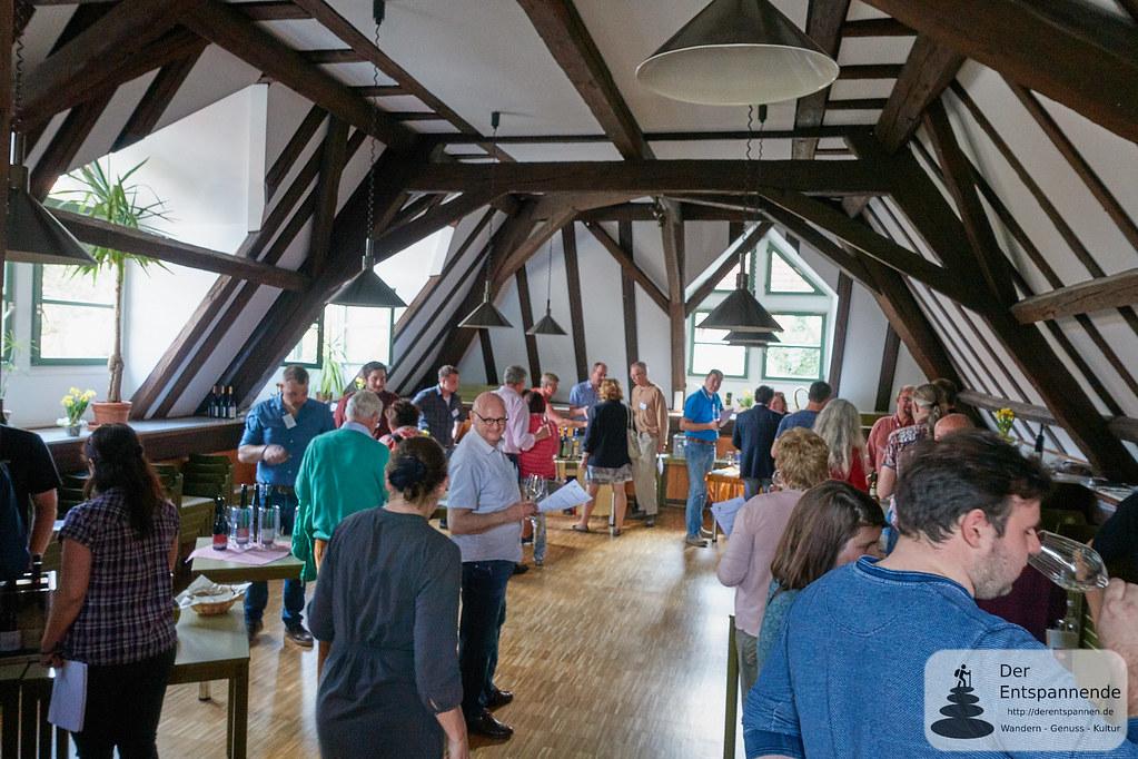Speed-Dating beim Vinocamp Rheinhessen 2017