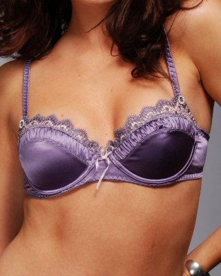padded type of bra