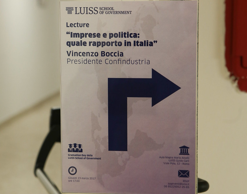 Graduation Day - LUISS School of Government
