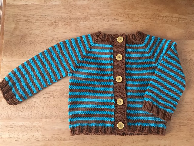 Coffee Bean Cardigan
