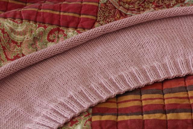Icy Pink Vest