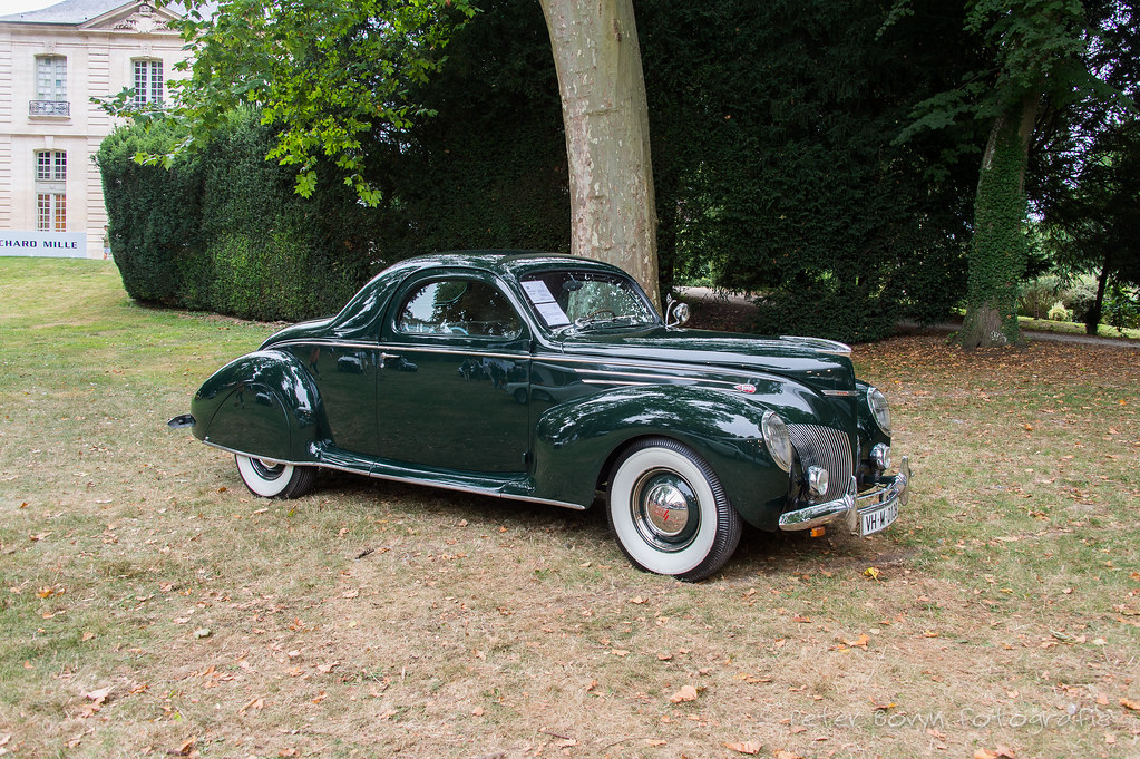 Lincoln zephyr v12 coup 1939 the lower priced for 1939 lincoln zephyr 3 window coupe