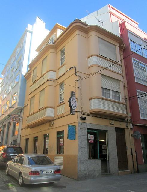More Art Deco, Ferrol