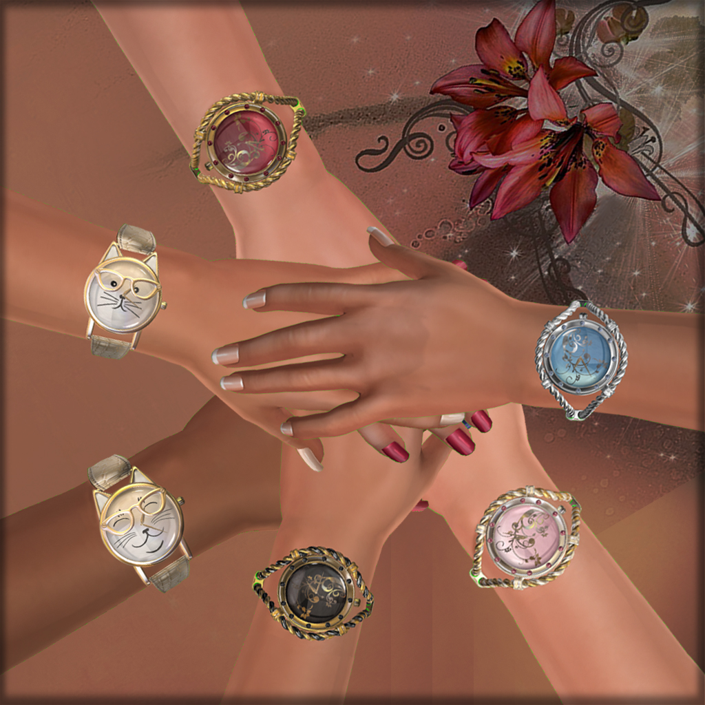 HANDS (SOON Watchs will available at GACHA GUARDIAN)