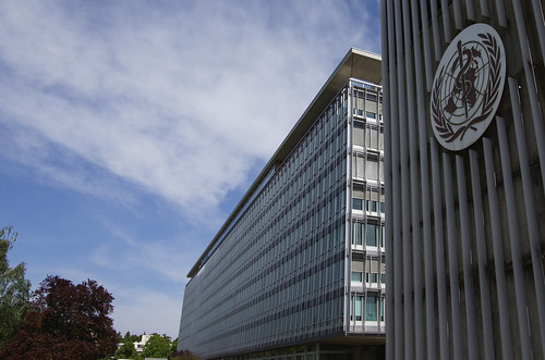 World Health Organization | by US Mission Geneva