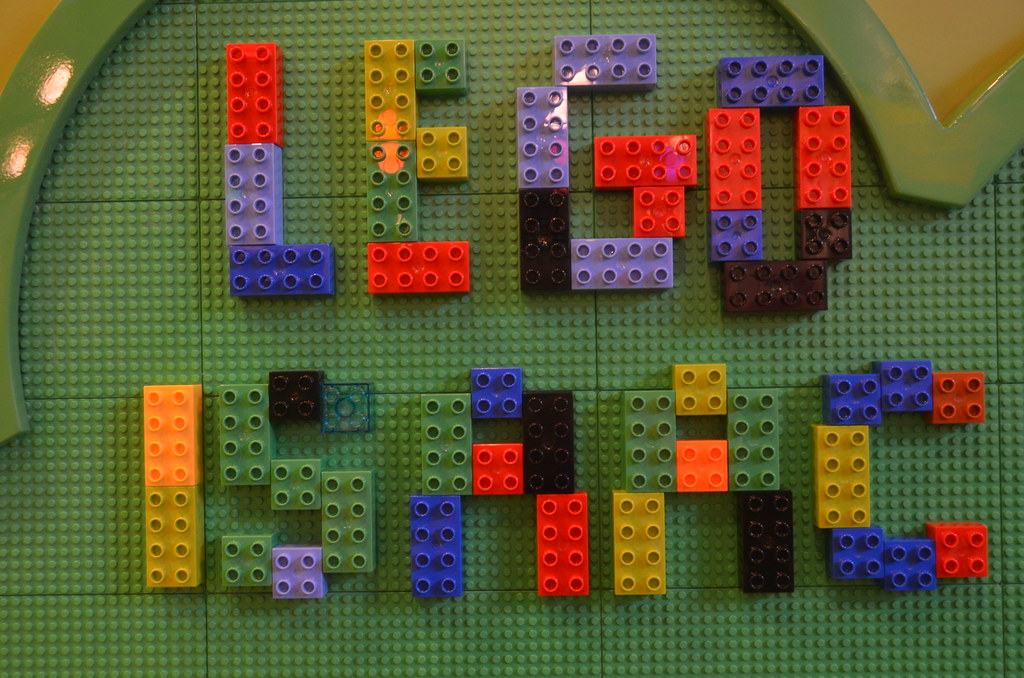 """Legoland Somerville (Boston), preview weekend: """"LEGO ISAAC… 