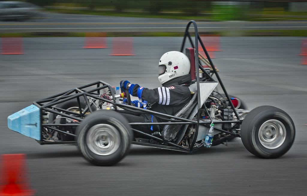 Lafayette College: IDEAL Race Car Project | Driver Ryan Weth… | Flickr