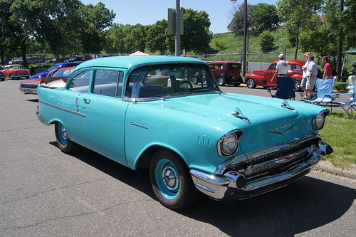 1957 Chevrolet 150 | by Crown Star Images