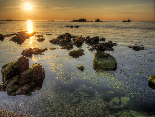Sunset on Platte Saline - Alderney_ | by neilalderney123