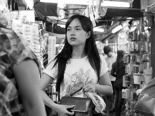 Phoenix | Street Portrait | Hat Yai Street 2014 | by Johnragai-Moment Catcher