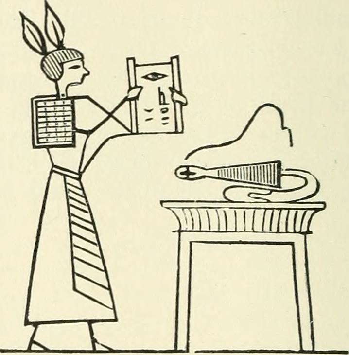 Image From Page 79 Of A Comparison Of Egyptian Symbols Wi Flickr