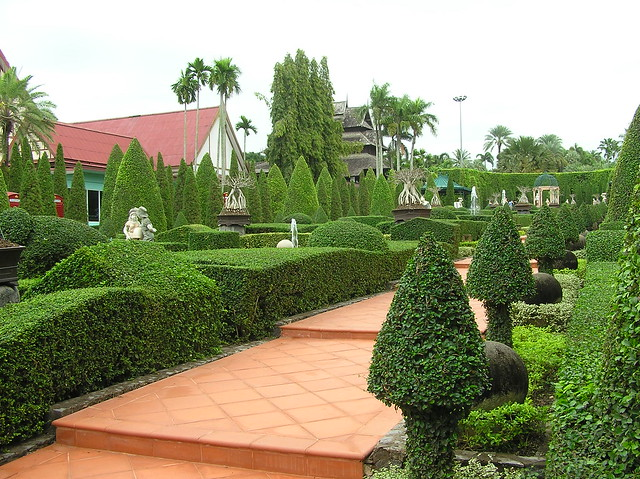 Nong Nooch Tropical Botanical Garden, Pattaya