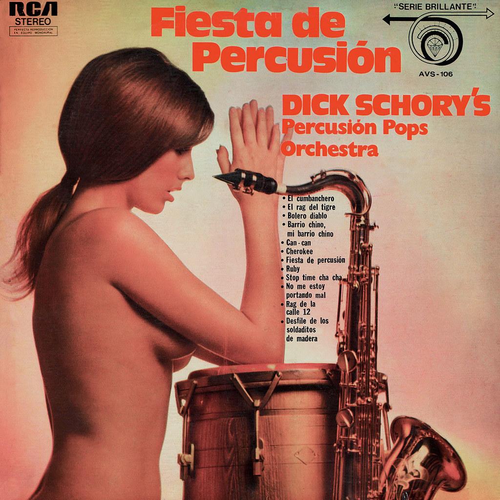 Dick Schory - Fiesta de Percusión