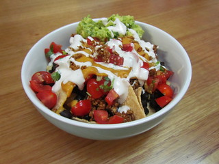 Pile 'Em High Epic Plant-Powered Nachos