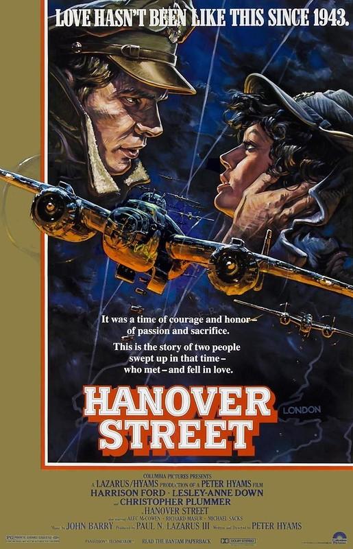 Hanover Street - Poster 4