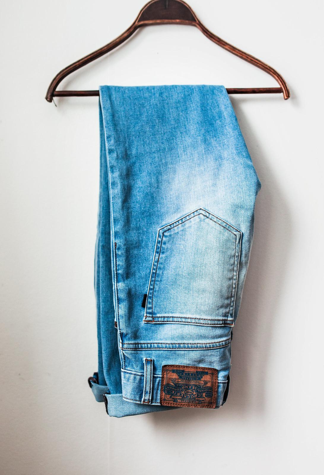 Second hand jeans - Evelinas Ekologiska